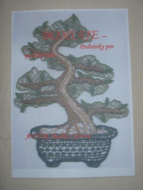 Podvinky pro paličkování - bonsaje