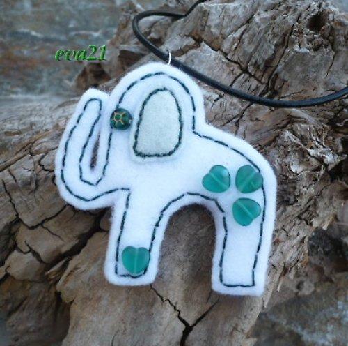 Sloník pro štěstí - Albín