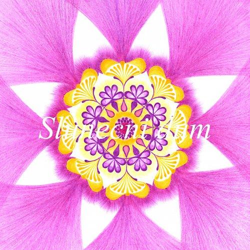 Mandala - Kamarádská láska - Friends Love