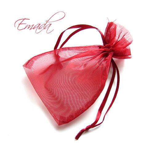 Dárkový sáček - červený