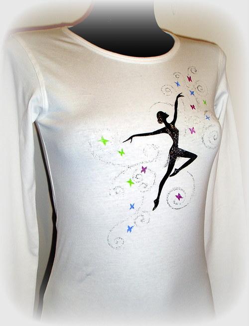 Baletka...mikina