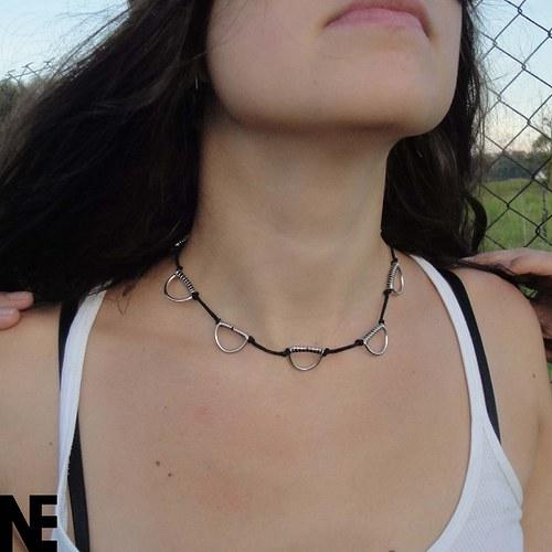 Drsňácký náhrdelník