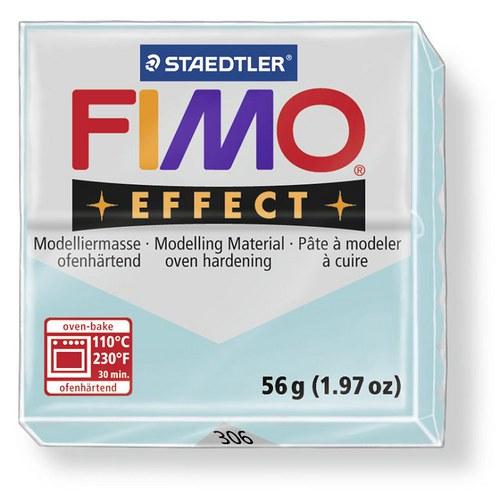 Fimo effect křemen ledově modrý 306