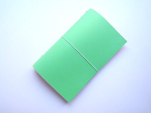 deník / zelený
