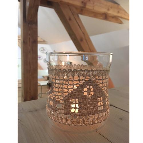 Světýlko na čajovou svíčku Tilia