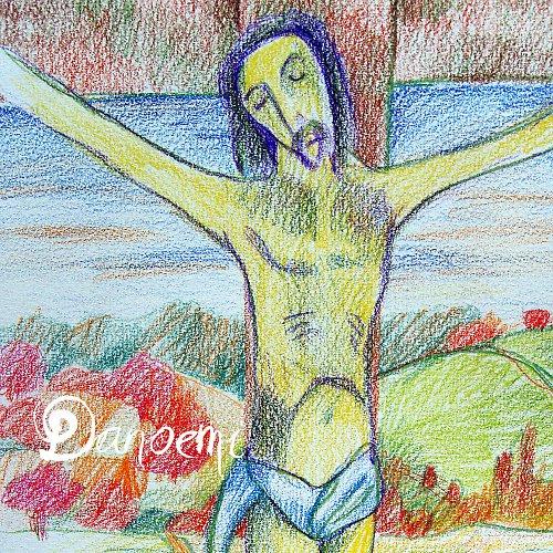 Gauginov Žltý Kristus