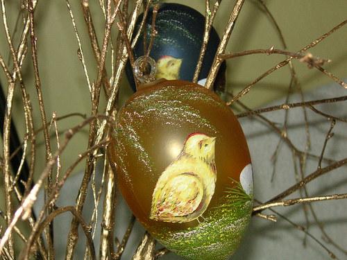Skleněné vejce