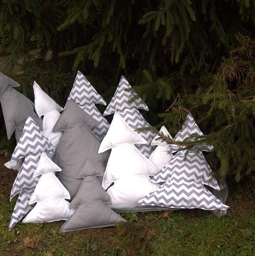 V lese les - malý 40 cm - BIO bavlna