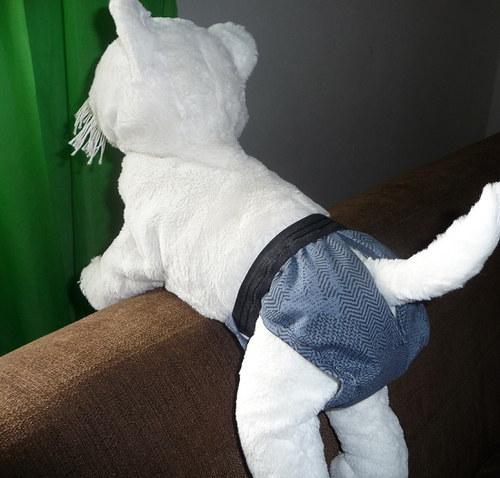 Hárací kalhotky pro psí slečny 1