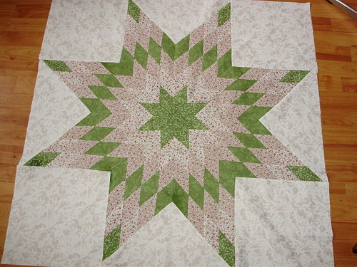 Lone Star, on - line patchworkový kurz