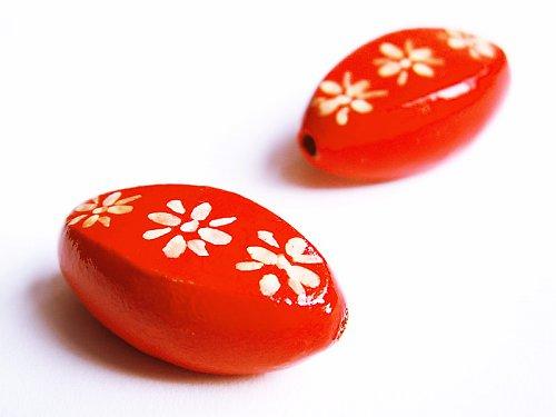 Oranžový selský korálek ((D22))