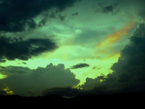 Prapodivné nebe