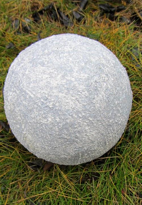 Betonové koule (šedě melírované)