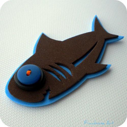Čokoládovo tyrkysový žralok