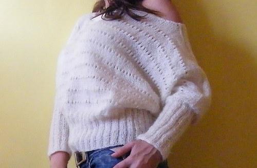 Lehký pulovr
