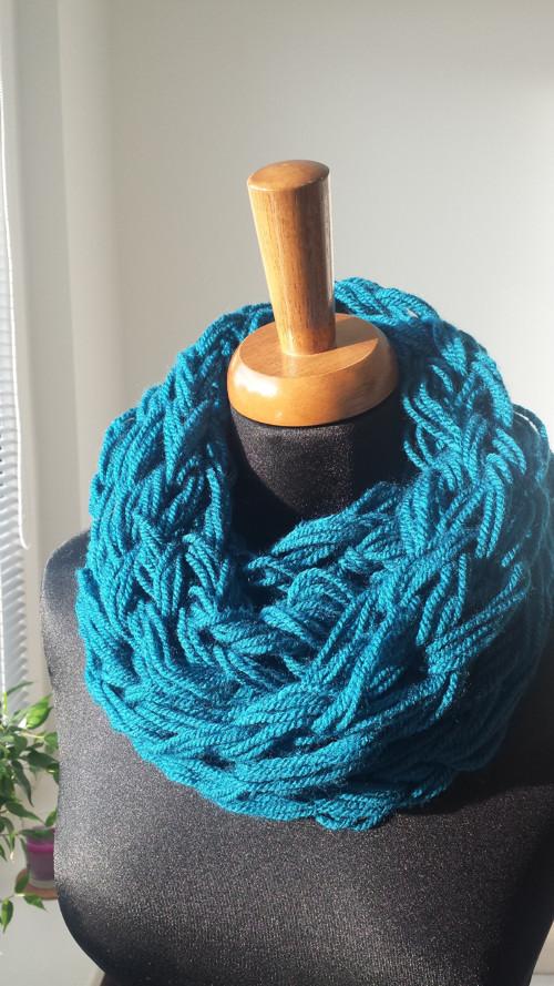 Tyrkys pletena