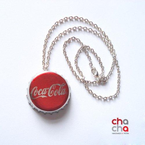 Řetízek Coca Cola