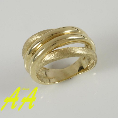 Tak trochu propletený prsten