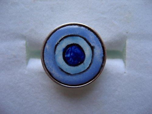 modrý puntík