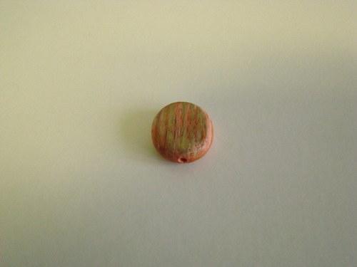 Dřevěný korálek