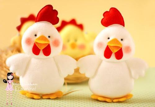 Velikonoční kuřata