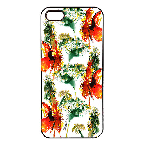 LUCNI KVETY - IPhone 5 Obal