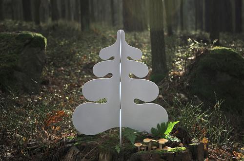 (s)něžný strom