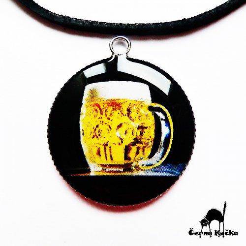 Pivo od Černé kočky
