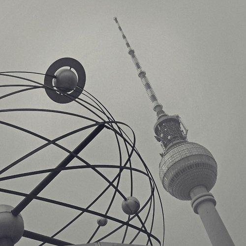 Berliner Impressionen (sada 4 obrázků)