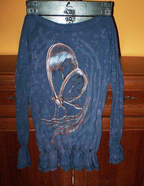 Výprodej!!!Originální ručně malovaná tunika