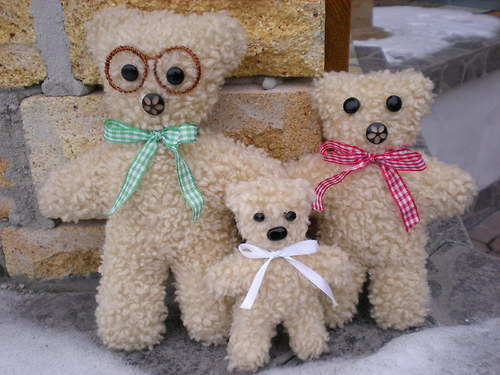 Medvědí rodinka