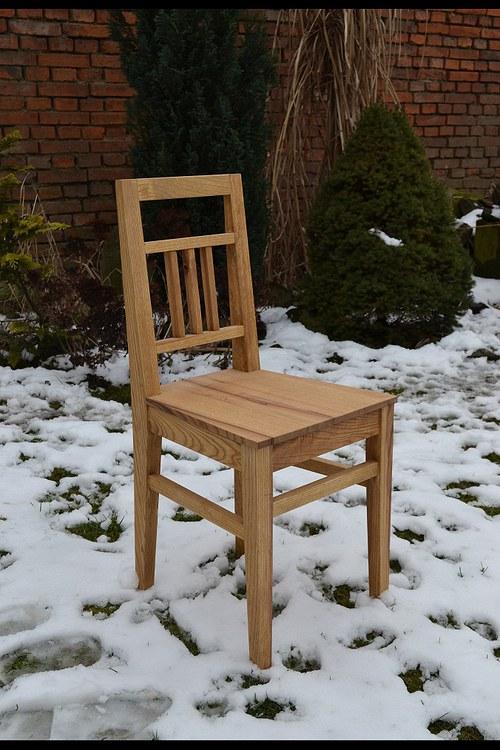 Jasanová židle