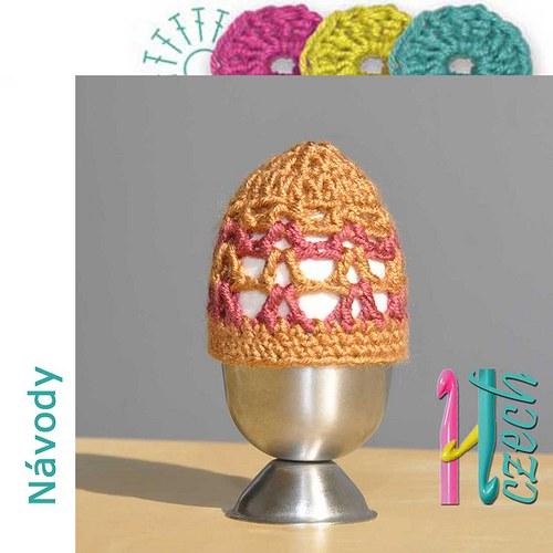 Vajíčkohraní čepice stromeček