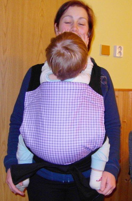 Ergonomické nosítko  na dítě :) MEI TAI