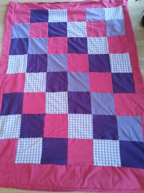 Patchworková deka
