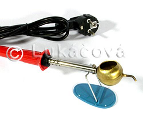 Tjanting elektrický, průměr 0,5mm