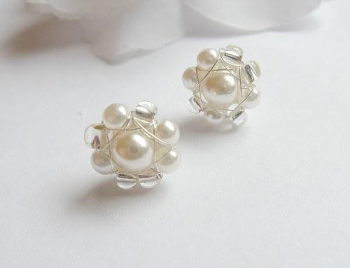 mini flowers pro nevěstu
