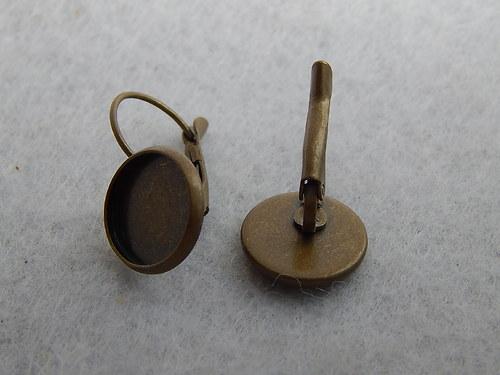 Náušnice - lůžko