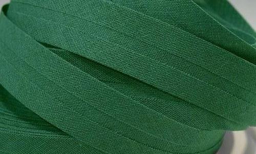 Šikmý proužek 14 mm: Tm. zelený