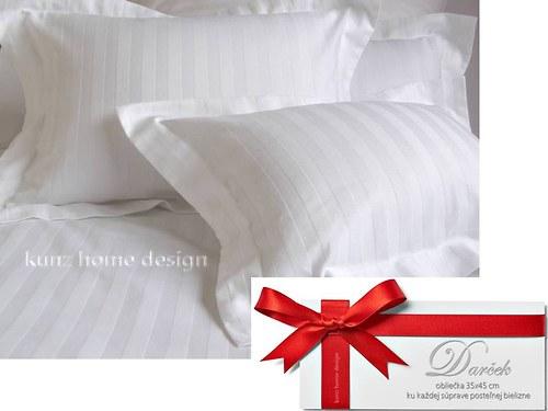 posteľná bielizeň OLGA prúžok