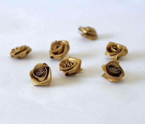 Svatební růžičky - 10 ks