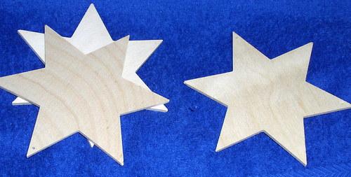 Hvězda průměr 11 na zavěšení DD44