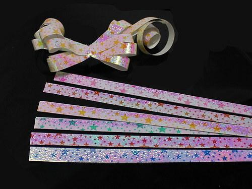 22532-B01 Scrapbook bordury HVĚZDY 5 barev á 6ks