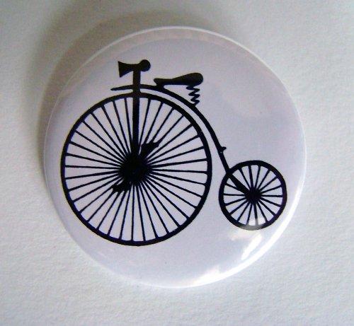 ..VELOCIPÉD.. - placka - button - 44 mm