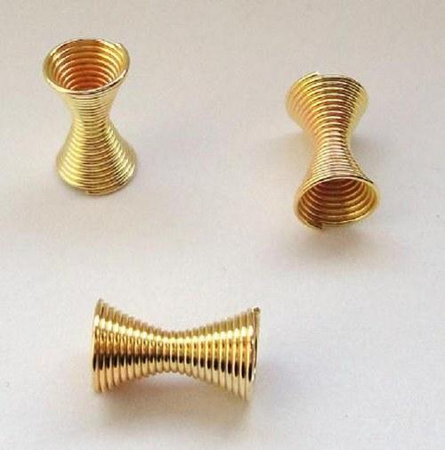 Bižuterní komponent - malý - 2ks