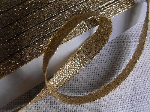 Zlatý prýmek 10 mm