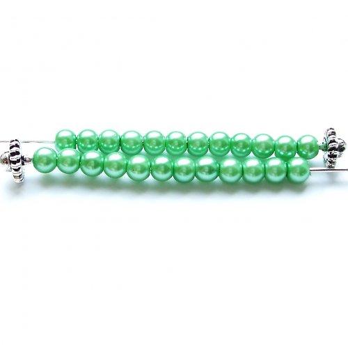 Perličky zelené 10 ks