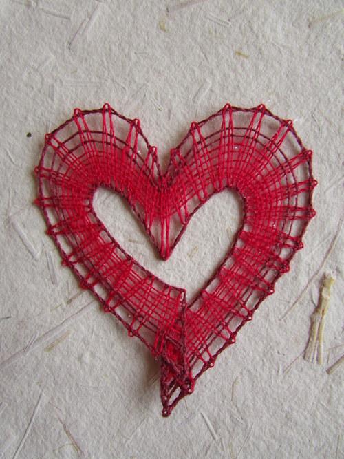 Srdíčko Valentýna