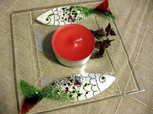talířek ryby