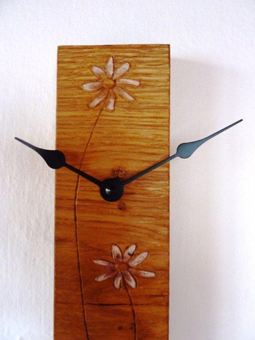 Květinové hodiny